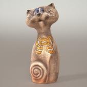 Сat figurine
