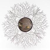 Зеркало Dry branch