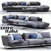 Ditre Italia LENNOX Sofa 03