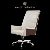 armchair Giorgio Collection Coliseum Art. 1081
