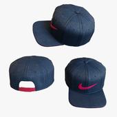 Baseball cap NEKE SWOOSH PRO - BLUE