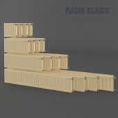 KORADO RADIK KLASIK type 20 height 400mm