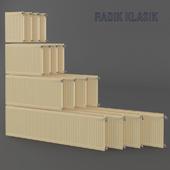 KORADO RADIK KLASIK type 20 height 600mm