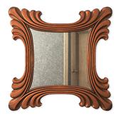Зеркало Charleroi 120x120