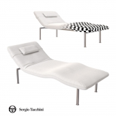 PICK UP Upholstered lounge chair