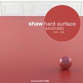 Shaw Hard Surface Homogeneous Basstones Vinyl