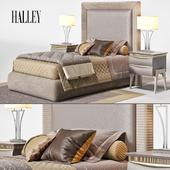 Кровать Alex Halley J Collection