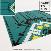 FRISKY rug by DARE TO RUG