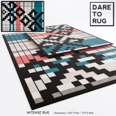 INTENSE rug by DARE TO RUG