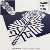 SERENE rug by DARE TO RUG