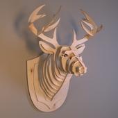 Bra Deer Head