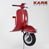 Scooter Red Big
