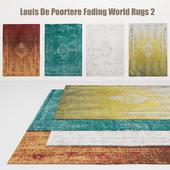Louis De Poortere Fading World Rugs part 2