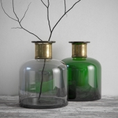 NORDAL RING deco bottles