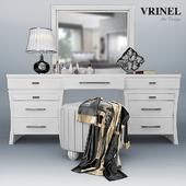 Столик туалетный Vrinel Forever TOILETTE VANITY