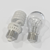 Economical LED lamps and bulbs
