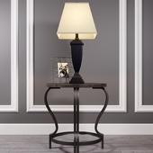 Ashley table Volanta with lamp Amerigin