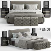 Кровать fendi Soho Bed