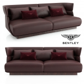 Bentley home lancaster sofa