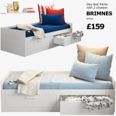 IKEA BRIMNES (3 варианта)