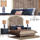 CAVIO ART DECO LINE Letto 180  SH6840F