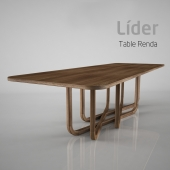 Table Renda Lider