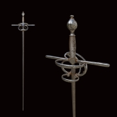 French rapier 16th century