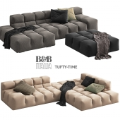 B&B Italia TUFTY-TIME 2 sofa
