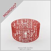 OM Moroso Kub, low table