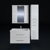 Мебель для ванной СанТа Омега 80