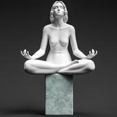 Lladro Meditation