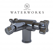 Faucet with Cross Handles