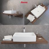 Раковина RAVAK | Formy