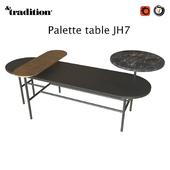 Palette Table JH7