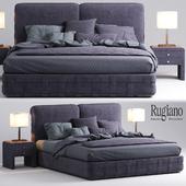Кровать rugiano braid bed