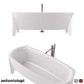 Antonio Lupi / Edonia bath / Ayati freestanding bath tap