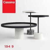 Cassina 194 9 Service Tables
