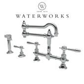 Julia kitchen faucet