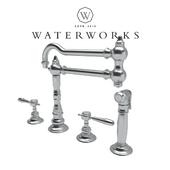 High Profile for Julia kitchen faucet