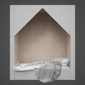 child room design - bed