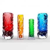 Whitefriars Glass Vases