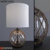 """Настольная лампа MERCANA: mod. """"Bering"""" art. 65342"""