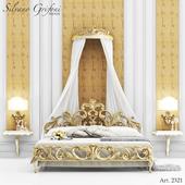 Silvano Grifoni Art 2321 Bedroom set