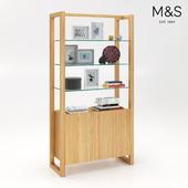 Книжный шкаф Marks & Spencer