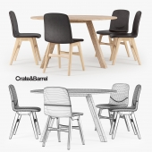 Crate & Barrel Table