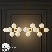 HANGING LAMP THE MIMOSA PENDANT BY ATELIER ARETI