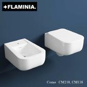 Flaminia Como унитаз и биде