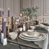 Tableware decoration