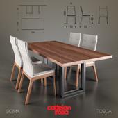 Cattelan Italia Tosca & Sigma