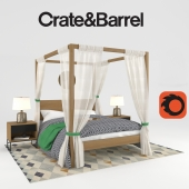 Crate and Barrel Osborn